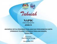 Johan Anugerah Pjbt PPN